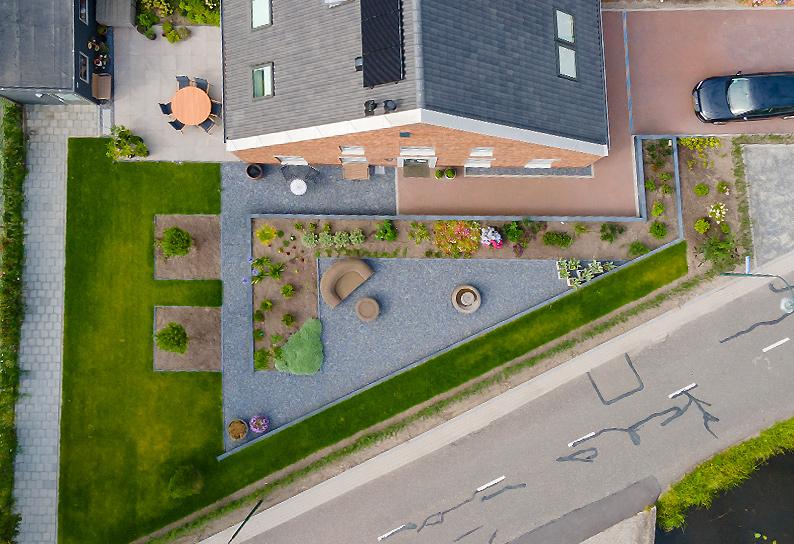 VVB BV - Van Vliet Hoveniers Tuinontwerp