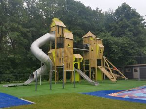VVB BV Waddinxveen - Kraan Groenvoorziening - Speeltuin 110 Morgen