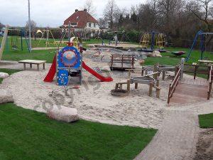 VVB BV Waddinxveen - Kraan Groenvoorziening - Speeltuin Hulhuizen