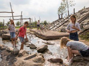 VVB BV Waddinxveen - Kraan Groenvoorziening - Speeltuin Junglebos Waddinxveen