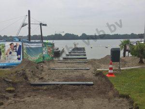 VVB BV Waddinxveen - Van Vliet Civiele Techniek - Steiger Zegerplas