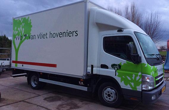 VVB BV Waddinxveen - Van Vliet Hoveniers