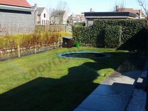 VVB BV Waddinxveen - Van Vliet Hoveniers - Tuin Plasweg Waddinxveen