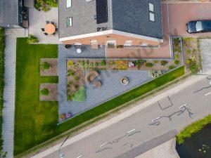 VVB BV Waddinxveen - Van Vliet Hoveniers - Tuin Voorweg Zoetermeer