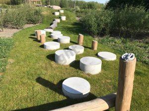 VVB BV voor campings en speeltuinen - Obstakelparcours