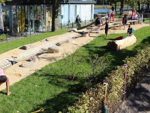 VVB BV voor campings en speeltuinen - Waterspeeltuin
